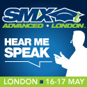 I'm speaking at SMX London Advanced